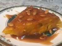 焦糖奶香南瓜籽南瓜蛋糕