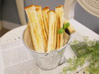 三步驟「奶油酥條」排隊美食自己做。