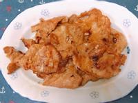 煎烤蜜香肉片(適合配飯、下酒的好夥伴)
