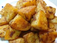 香酥烤馬鈴薯