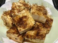 醬燒柴魚豆腐