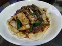 豆腐菇菇相拌