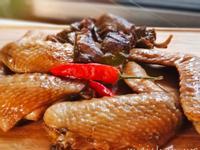雞翅米漿燒