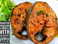 簡易篇|日式照燒鱈魚扒 自制照燒汁附影片