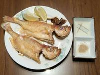 [F Kitchen]香煎紅目鰱魚