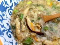 《低醣高纖》香菇肉粥