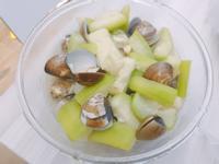 滑順鮮美絲瓜蛤蜊