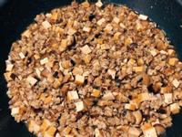 香菇豆乾肉燥