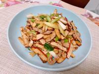醬汁燒豆干肉絲_一年四季都有你的傳統台菜