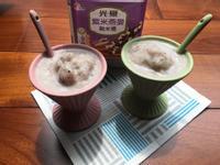 紫米燕麥香蕉冰沙