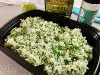 Chipotle香菜檸檬飯🍋也可加藜麥