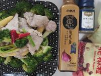 簡易健康蔥香薄豚肉