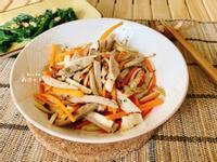 炒彩絲|減醣料理一盤搞定一餐