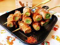 醬烤大蔥豬肉捲(中秋烤肉/便當菜)
