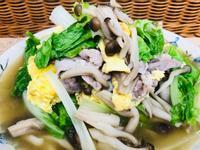 鮮美鴻禧菇燴青菜