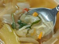 蔬食  一鍋到底  蕃茄洋蔥蔬菜湯