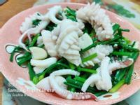 小卷韭菜花
