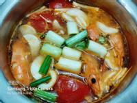 泰式海鮮蕃茄湯