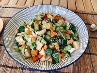 清炒蔬菜盤