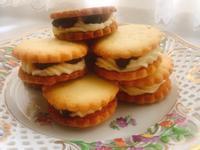 蘭姆葡萄蔓越莓夾心餅乾
