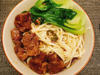紅燒牛肉麵(instant pot使用)