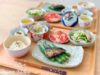 日式定食🍱照燒鯖魚清酒煮蜆定食