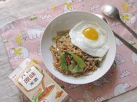 花生米漿炒麵
