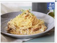 南僑香料烤雞Tetrazzini義大利麵