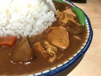 豐盛豬肉咖喱飯