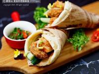 韓式泡菜素辣G卷餅🌿全素