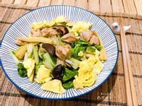 酒香雞丁時蔬|減醣料理