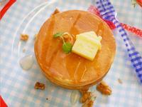 零技巧「楓糖美式鬆餅」小孩好愛的甜蜜滋味