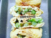 蘆筍沙拉玉子燒