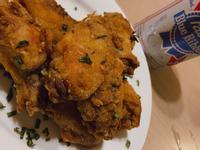 氣炸鍋-脆皮炸雞翅