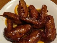 烏梅橙汁烤雞翅