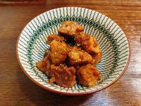 日式《醬燒薑燒豚角》配菜小菜小缽