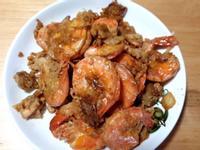 蝦蝦炒蛋🦐🥚