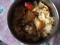 筍絲控肉炒飯