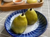 柚子綠豆沙包