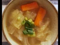 蔬菜味噌湯 (露營OK)