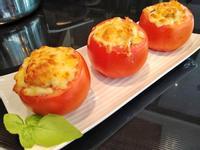 羅勒海鮮蕃茄盅
