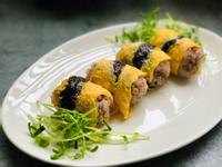 海苔蛋皮鮪魚五穀飯糰