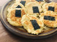 蛋豆腐磯辺燒 (海苔雞蛋豆腐排)