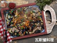 魚香肉絲炒冬粉