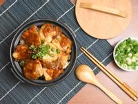 燒肉丼飯 【蜜汁烤肉醬】