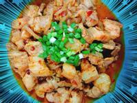 豆瓣臘肉炒洋蔥
