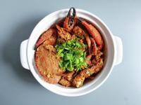 新加坡辣椒蟹 (澎湖野生石蟹)