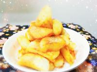 簡單煎土豆(好吃餒~)