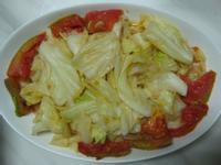 番茄高麗菜