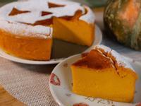 萬聖節🎃南瓜起司蛋糕